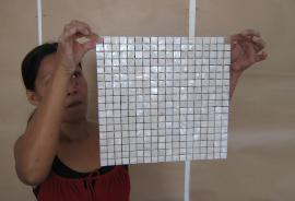 Buy Tiles Made of Natural Mother of Pearl