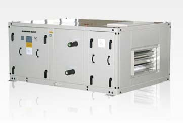 Buy AIR SIDE Central Station Air Handling Unit (1200 - 64000 CFM) (2040 - 108732 m3/h)