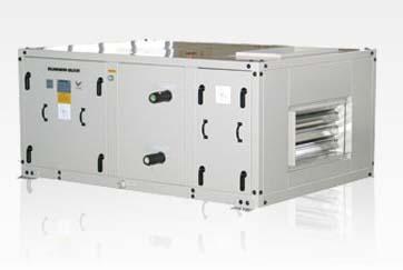 Buy AIR SIDE Central Station Air Handling Unit (1200 - 64000 CFM) (2040 - 108732 m3/h)