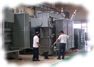 Buy Three-Phase Conventional Power and Distribution Transformer, 60 Hz