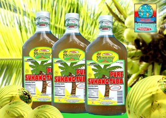 Buy Mommy All Natural Pure Coconut Vinegar 375ML