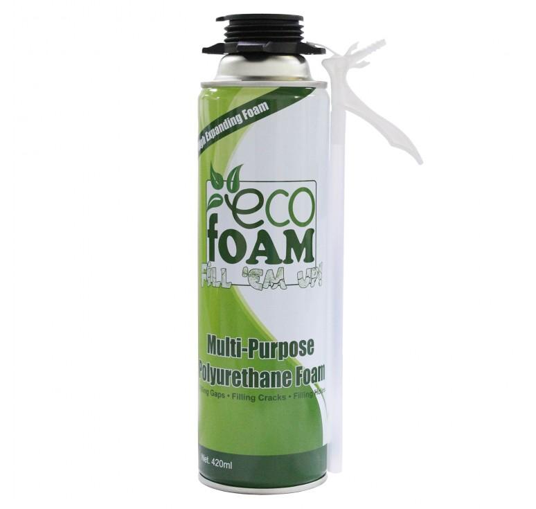Buy Ecofoam Fill 'Em Up Polyurethane Foam Insulation Dual Type 420mL