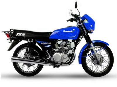 Buy Kawasaki Motorcycle Barako 175