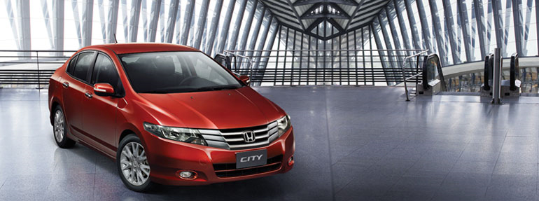 Buy Honda City Automatic car