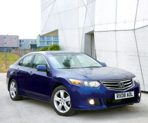 Honda Accord 2.4 car