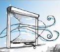 Buy Roll-up Window Screen