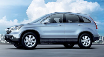 Buy Honda CR-V 2.4 AT car