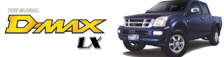 Isuzu D-MAX car