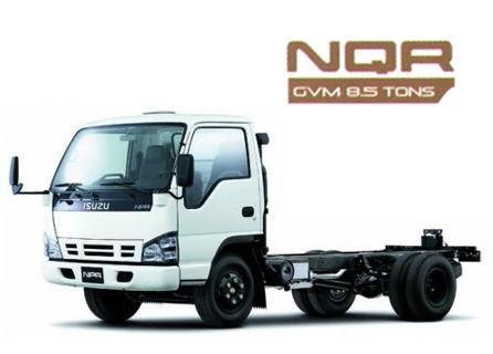 Isuzu NQR 71 R truck