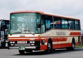 Isuzu FSR bus