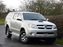 Buy Toyota Hilux FX/CAB & Chassis car