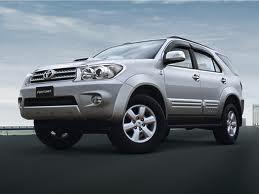 Buy Toyota Fortuner car