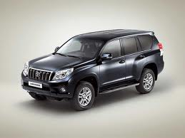 Buy Toyota Prado car