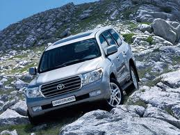 Buy Toyota Land Cruiser 200 car