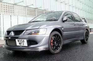 Buy Mitsubishi Lancer Evolution VIII MR FQ400 car