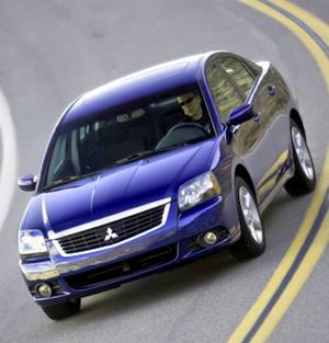 Buy Mitsubishi Galant V6 car