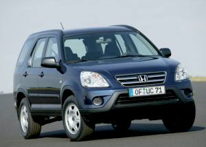 Honda CR-V 2.2 car