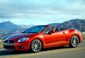 Buy Mitsubishi Eclipse Spyder GT car