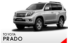Buy Toyota Prado car
