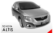 Buy Toyota Altis car