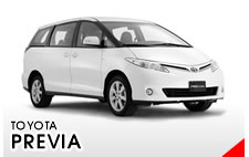 Buy Toyota Previa car