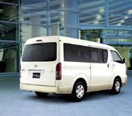 Buy Toyota Hiace Commuter car