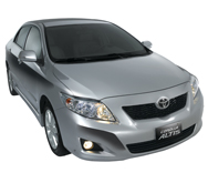 Buy Toyota Corolla Altis 1.6 M/T car