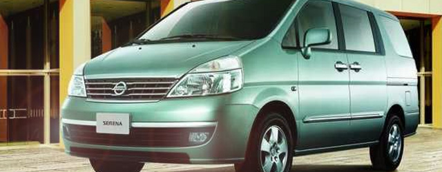 Buy Nissan Serena 2.0 16v SGX car