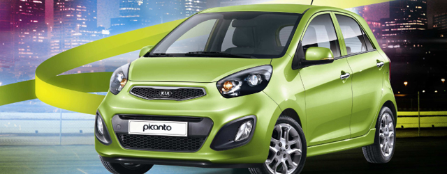 Buy Kia Picanto 1.1 Automatic car