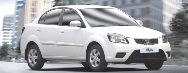 Buy Kia Rio 1.3 car