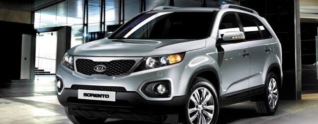 Buy Kia Sorento 3.8 car