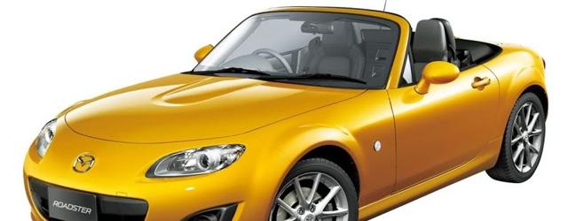Buy Mazda MX-5 1.8 car