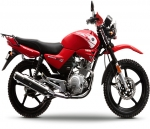 Buy Yamaha YBR125G motorcycle