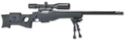 CZ 750 SI MI Sniper gun