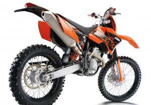 Buy KTM 450 EXC motorcycle
