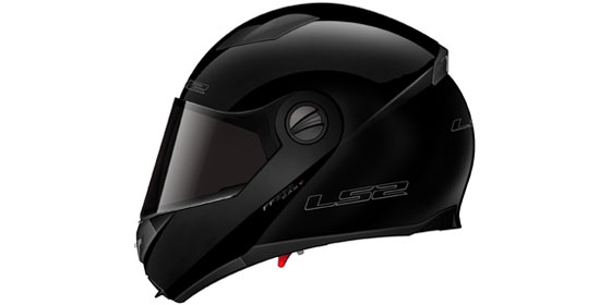 Buy LS2 FF370 Easy Gloss Black Helmet