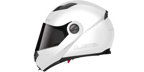 Buy LS2 FF370 Easy Gloss White Helmet