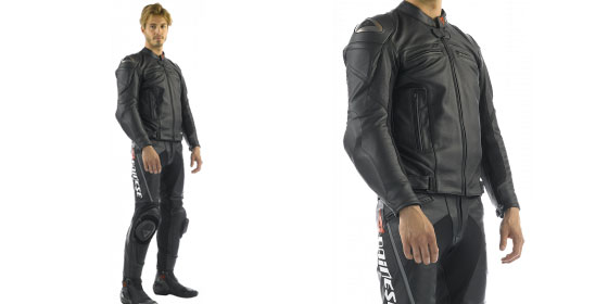 Buy Dainese Rebel Pelle Estiva jacket