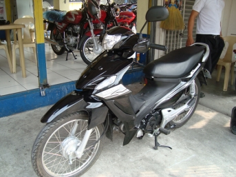 Buy Suzuki Smash 115 scooter