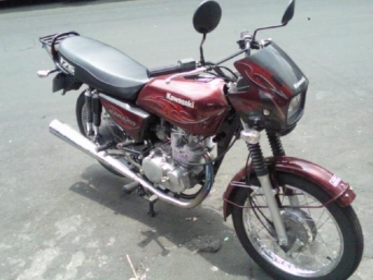 Buy Kawasaki Barako 175 motorcycle