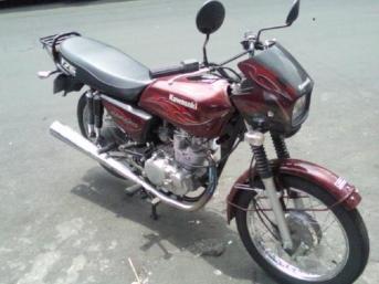 Buy Kawasaki Barako 175 motorcycle