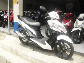 Buy Kawasaki Curve motorcycle