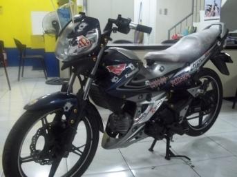 Kawasaki Fury 125 Motorcycle Buy In Tacloban