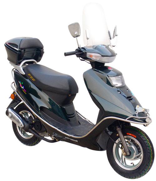 Buy XSJ50QT-B Scooter