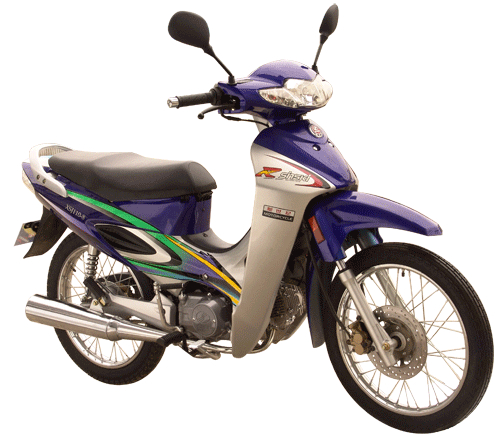 Buy XSJ110-8(EEC) moped