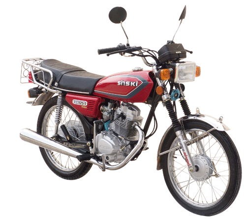Buy XSJ125-7A motorcycle