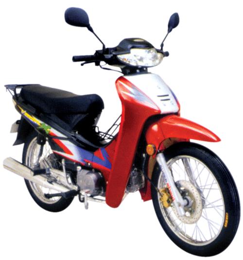 Buy XSJ110-10F2 Moped