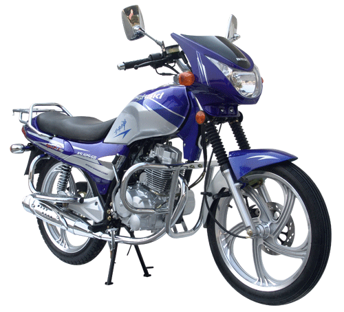 Buy XSJ125-6B motorcycle