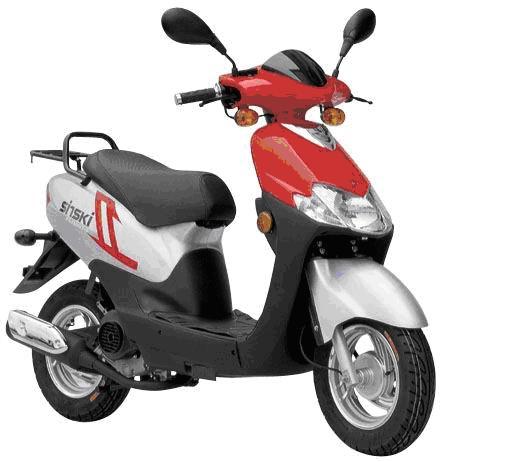 Buy XSJ50QT-6(EEC) Scooter