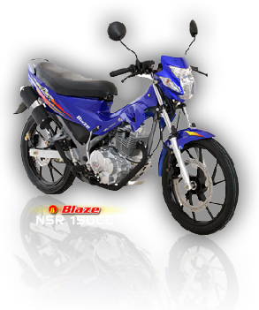 Buy Blaze NSR 150cc motorcycle